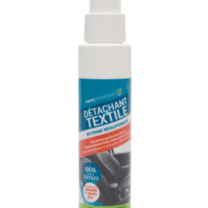 Leather and textile stain remover
